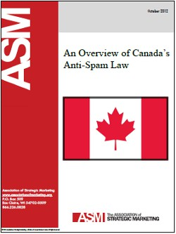 An Overview of Canada's Anti-Spam Law