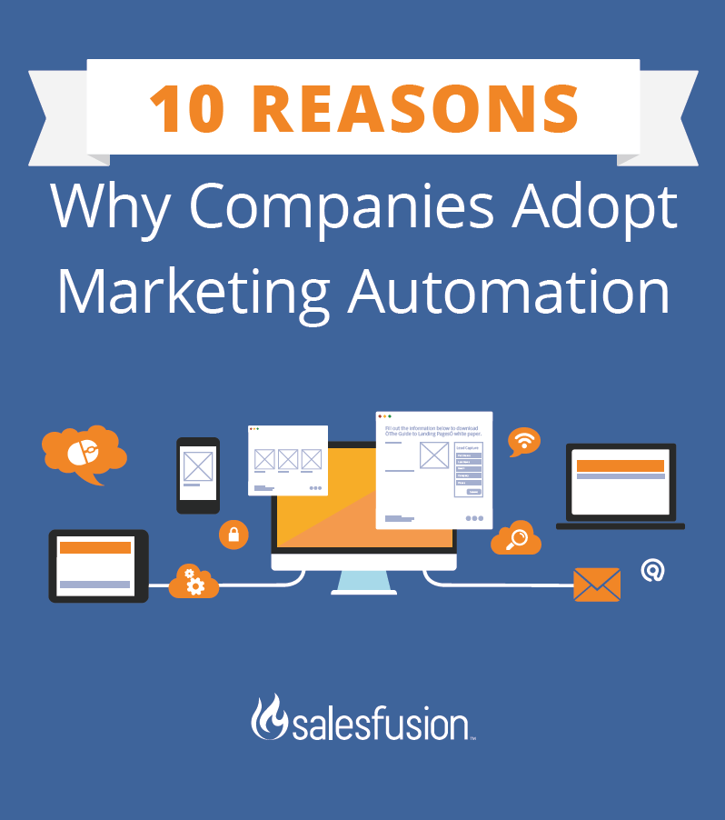10 Reasons Why Companies Adopt Marketing Automation