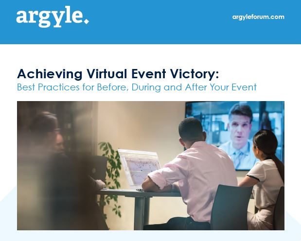 Achieving Virtual Event Victory: Best Practices for Before, During & After Your Event